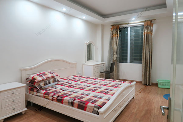 2 Bedroom Spacious Bedroom Apartment For Rent In Ba Dinh Hanoi