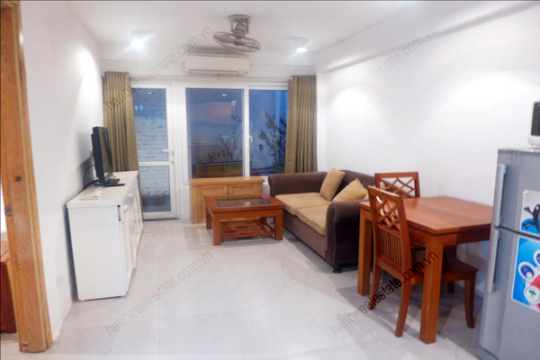cheap price one bedroom serviced apartment for rent in to ngoc van 2