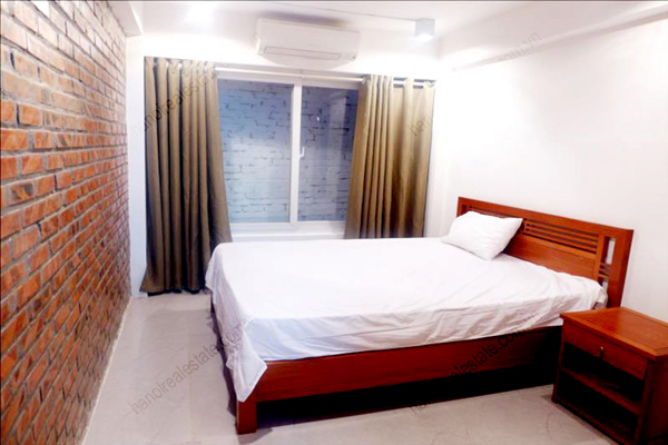 cheap price one bedroom serviced apartment for rent in to ngoc van 3