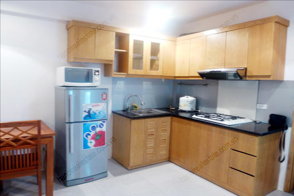 Cheap price one bedroom serviced apartment for rent in to for Cheap four bedroom apartments