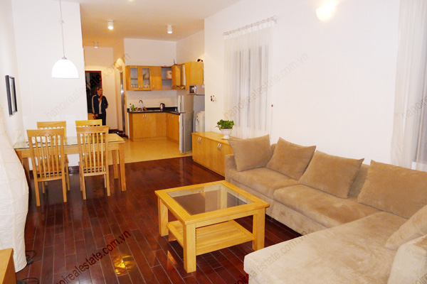 Lakeview One Bedroom Apartment In Ba Dinh Near Lotte Center Ha Noi