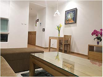 Lovely modern 01BR apartment for rent at Royal City
