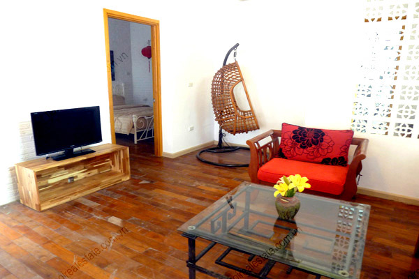 Well designed two bedroom apartment for rent in phan chu for Well designed bedrooms