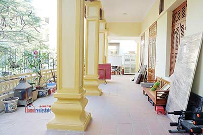 02BRs duplex apartment in a French Villa at Thuy Khue, Ba Dinh District