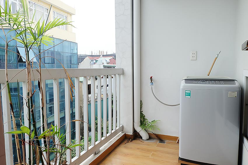 02BRs serviced apartment at Yen Phu Village, fully furnished 13