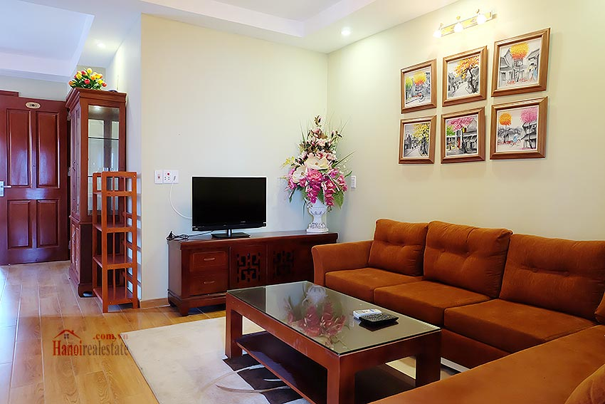 02BRs serviced apartment at Yen Phu Village, fully furnished 2