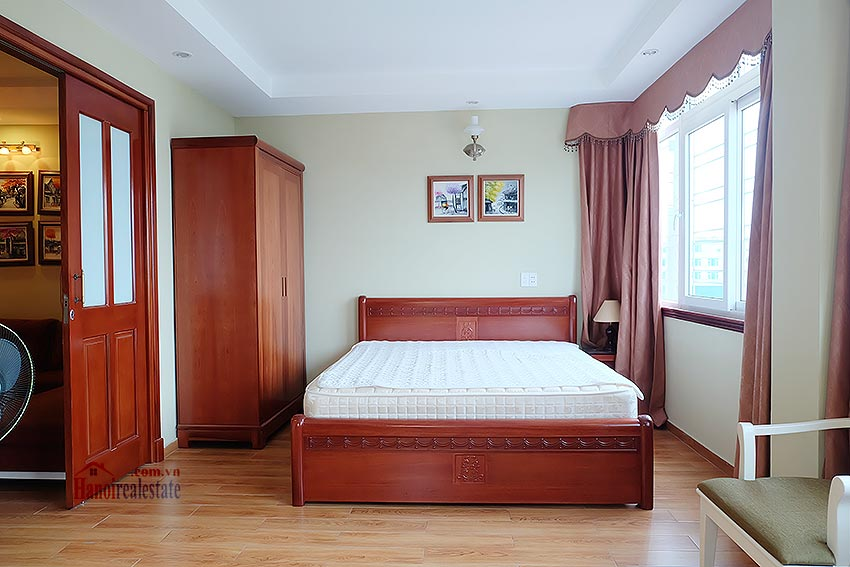 02BRs serviced apartment at Yen Phu Village, fully furnished 7