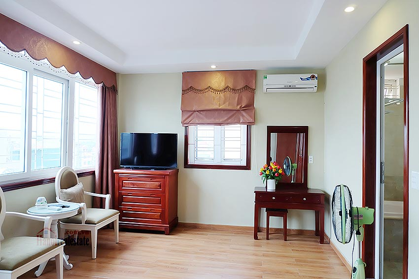 02BRs serviced apartment at Yen Phu Village, fully furnished 8