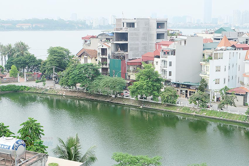02BRs serviced apartment at Yen Phu Village, fully furnished 9
