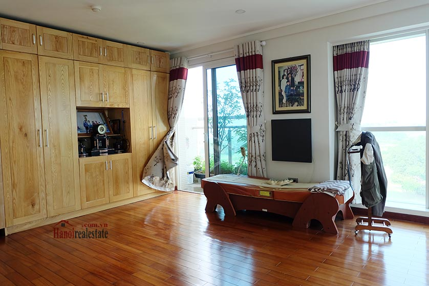 04BRs apartment at L2 Ciputra, 267m2, beautiful view 11