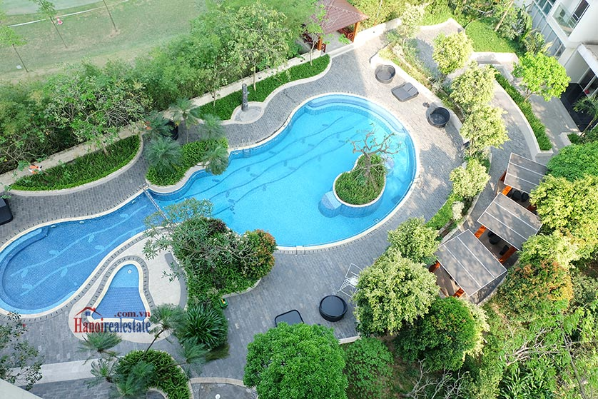 04BRs apartment at L2 Ciputra, 267m2, beautiful view 15