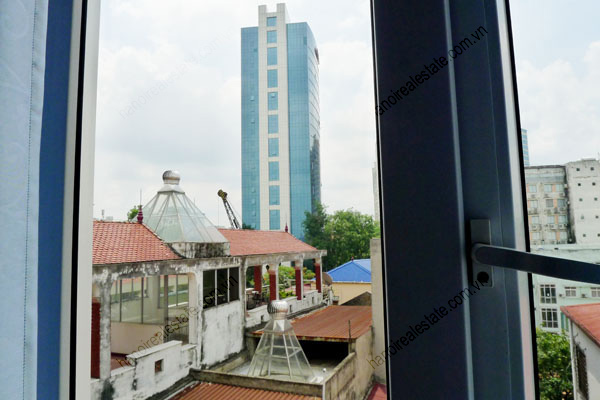 1 bedrooms, new studio for rent near Vincom Tower at Hai Ba Trung Hanoi