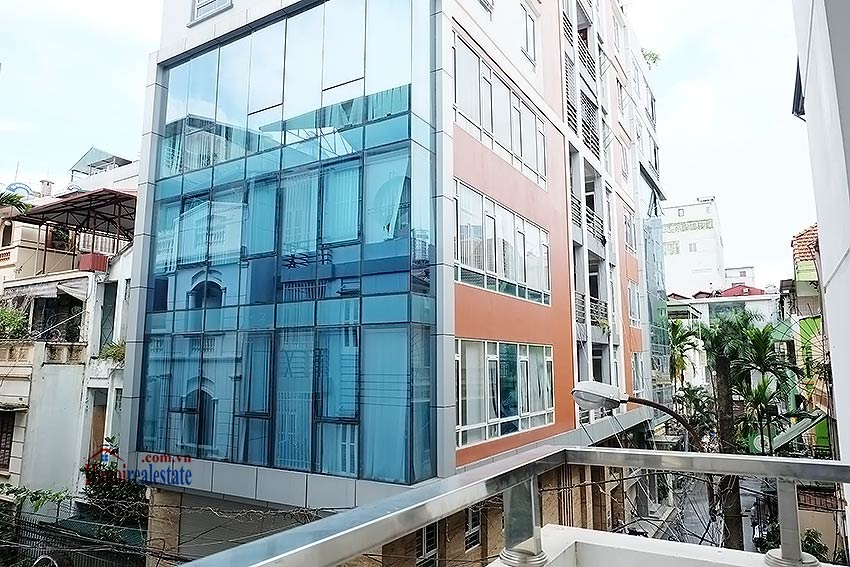 1 br, modern apartment for rent in Ba Dinh, Hanoi 15