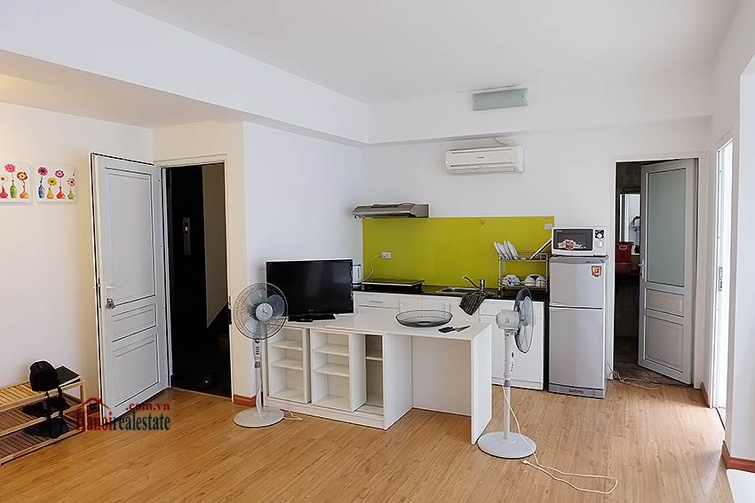 1 br, modern apartment for rent in Ba Dinh, Hanoi 4