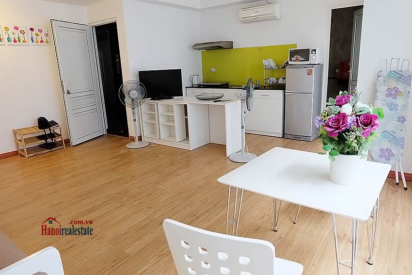 1 br, modern apartment for rent in Ba Dinh, Hanoi 5