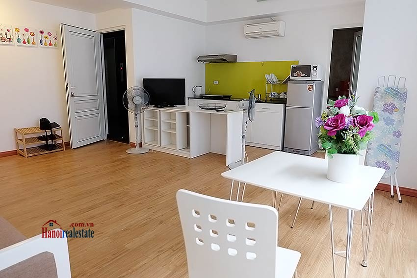 1 br, modern apartment for rent in Ba Dinh, Hanoi 6