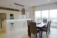 3 bedroom executive apartment for rent in E Tower-Golden West Lake Hanoi