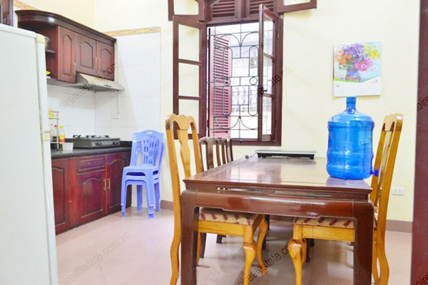 3 bedroom, modern and bright House for rent in Doi Can street, Ba Dinh dist, Ha Noi 3