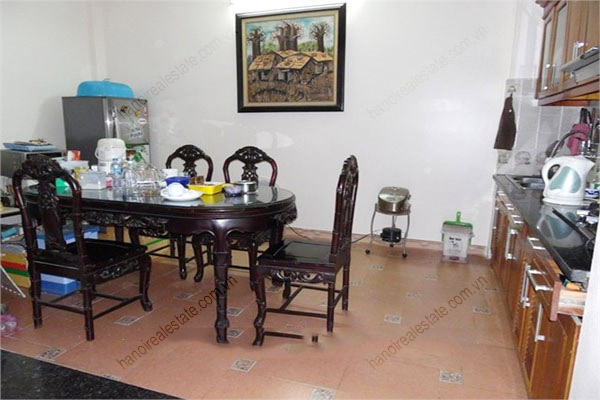 3 bedroom, modern house for rent in Dong Da district 4