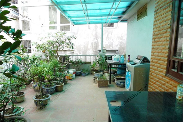 3 bedroom, modern house for rent in Dong Da district 14