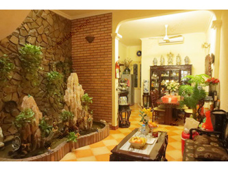 3 bedrooms, beautiful  house for rent in Hoan Kiem district, Hanoi