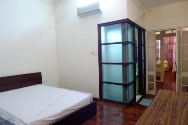 4 bed house for rent in Linh Lang, Ba Dinh Dist Hanoi 10