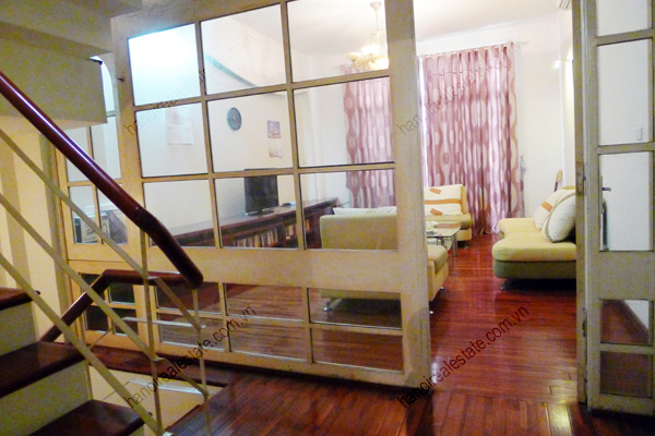 4 bed house for rent in Linh Lang, Ba Dinh Dist Hanoi 12