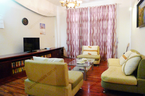 4 bed house for rent in Linh Lang, Ba Dinh Dist Hanoi 4