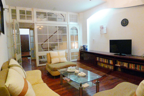 4 bed house for rent in Linh Lang, Ba Dinh Dist Hanoi 7