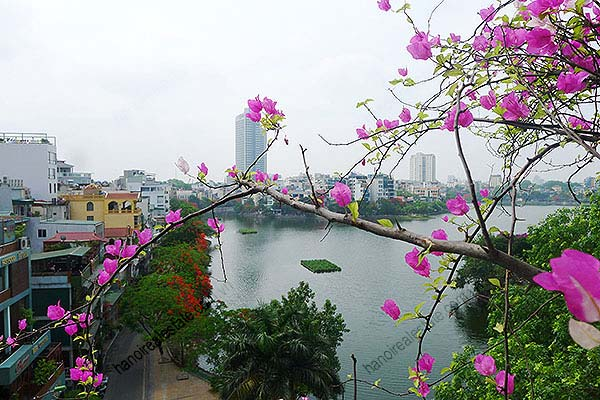 4 Bedroom Luxury & Spacious, Lake Vview Serviced Apartment in Hanoi 36