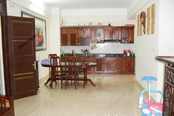 4 bedroom, nice living room house for rent in Cau Giay 5