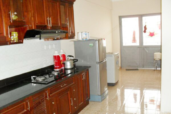 4 bedroom, nice living room house for rent in Cau Giay 6