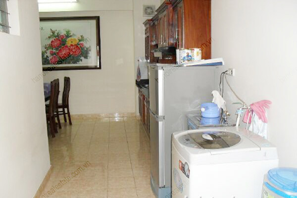 4 bedroom, nice living room house for rent in Cau Giay 7