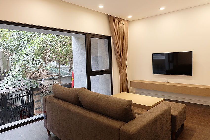 Adorable 02BRs apartment on Tay Ho Rd, quiet location 1