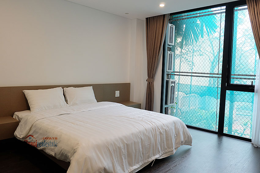 Adorable 02BRs apartment on Tay Ho Rd, quiet location 12