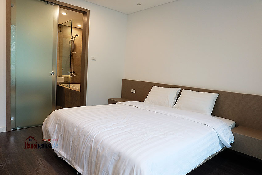 Adorable 02BRs apartment on Tay Ho Rd, quiet location 13