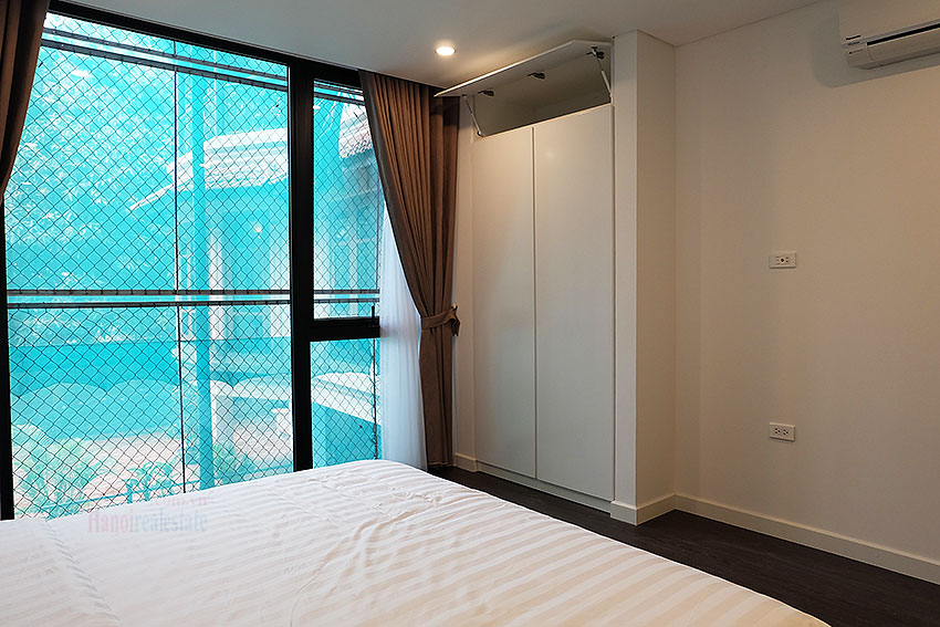 Adorable 02BRs apartment on Tay Ho Rd, quiet location 14
