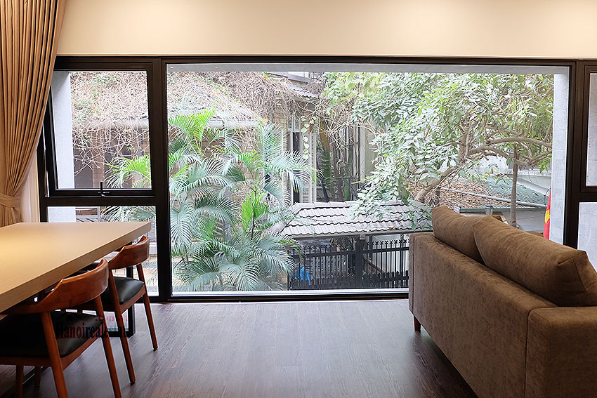 Adorable 02BRs apartment on Tay Ho Rd, quiet location 3