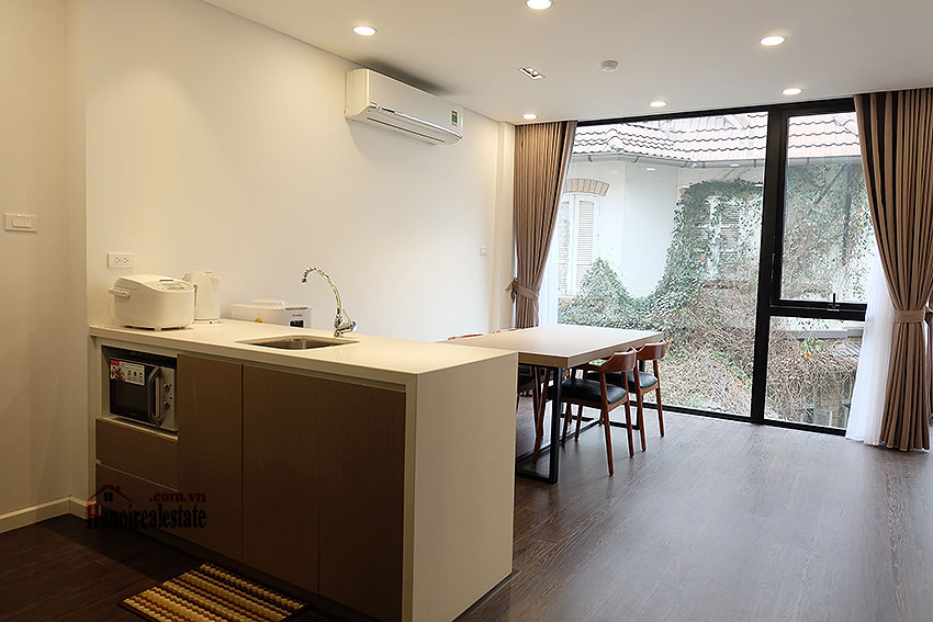 Adorable 02BRs apartment on Tay Ho Rd, quiet location 6