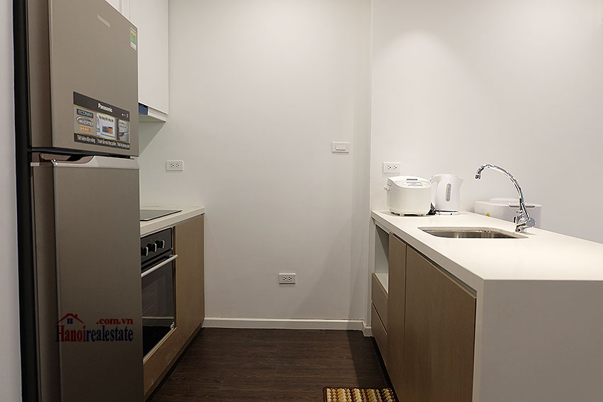 Adorable 02BRs apartment on Tay Ho Rd, quiet location 9