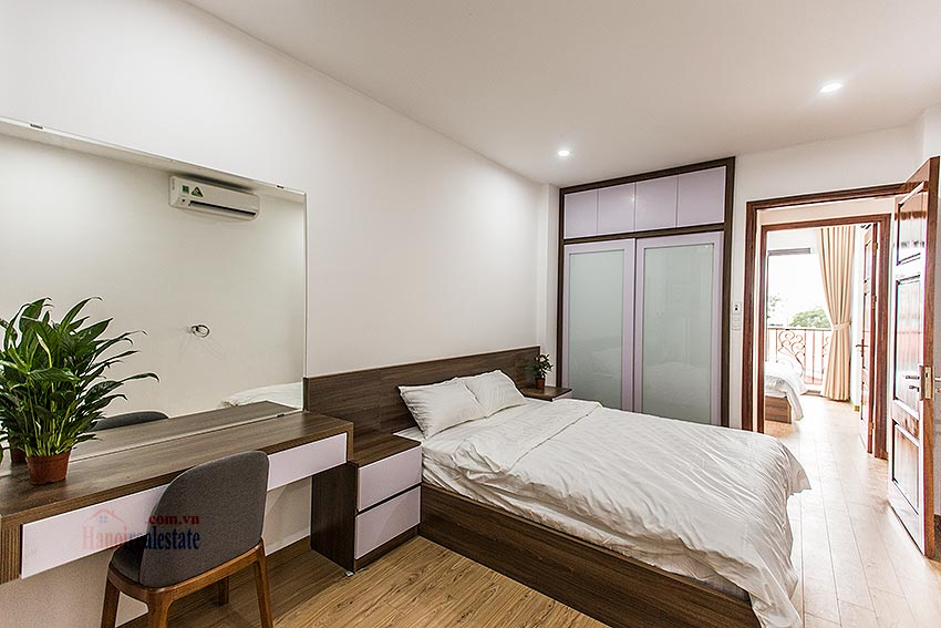 Adorable 02BRs serviced apartment at Au Co, near the flower market with balcony 14
