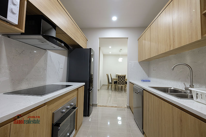 Affordable apartment for rent at l3 ciputra hanoi 114m2 - Affordable three bedroom apartments ...