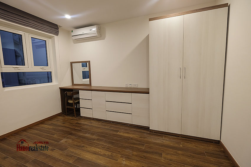 Affordable 03BRs apartment at L4 Ciputra, fully furnished 11