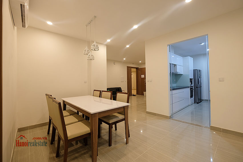 Affordable 03BRs apartment at L4 Ciputra, fully furnished 6