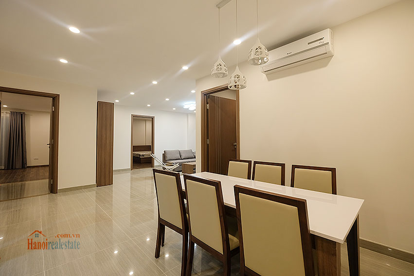 Affordable 03BRs apartment at L4 Ciputra, fully furnished 7