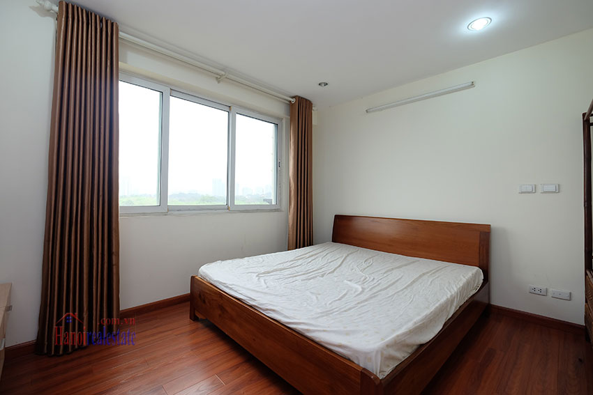 Affordable 4-bedrooms apartment at P2 Ciputra, balcony 12