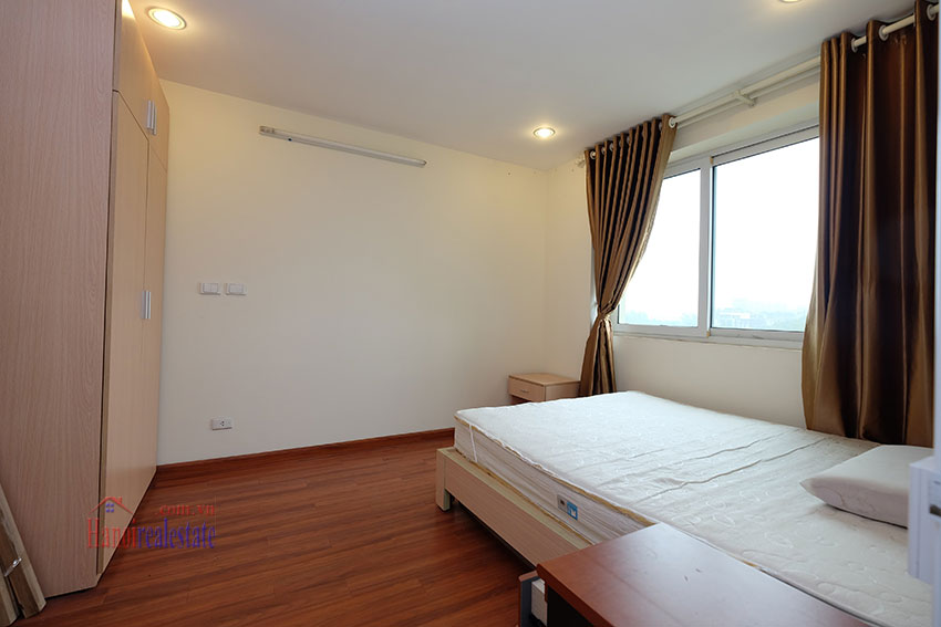 Affordable 4-bedrooms apartment at P2 Ciputra, balcony 13