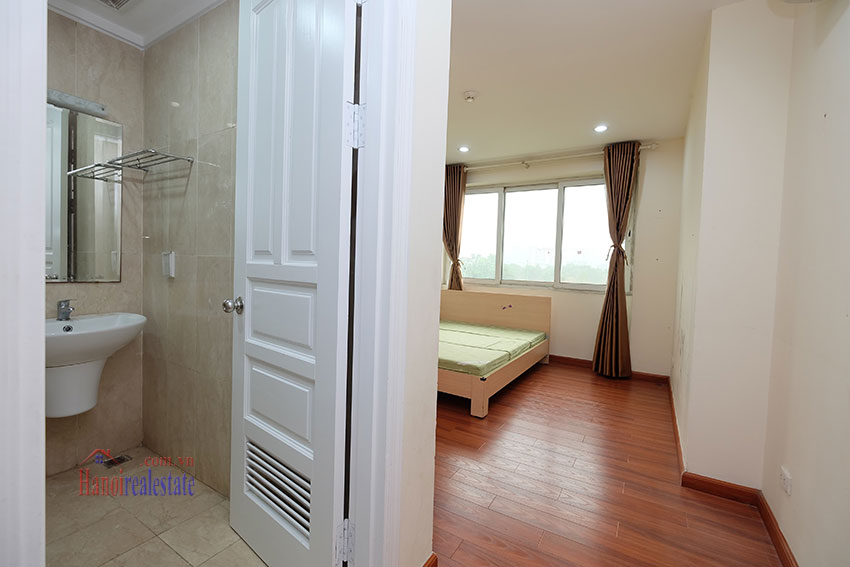 Affordable 4-bedrooms apartment at P2 Ciputra, balcony 14