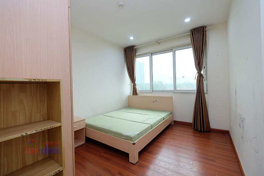 Affordable 4-bedrooms apartment at P2 Ciputra, balcony 15