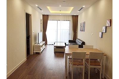 Affordable apartment in Imperia Garden, 2 bedrooms